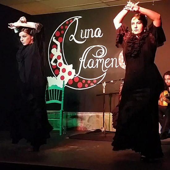 Tablao - Sala Luna Flamenca